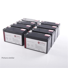 Batteries for MGE EXRT 11000