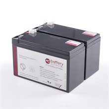 Batteries for MGE Ellipse 650 and 800, Ellipse Premium 650 and 800, Ellipse USBS 650 and 800