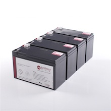 Batteries for Eaton - MGE Evolution S 1750