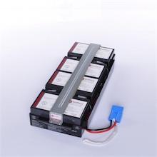 Battery kit for APC Smart UPS RT 1000/2000 replaces APC RBC31