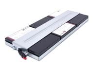 Battery kit for APC Smart UPS 1500 replaces APCRBC88