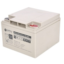 12V 26Ah Battery, Sealed Lead Acid battery (AGM), battery-direct SBYHL-AGM-12-26, 175x166x125 mm (LxWxH), Terminal I1 (Insert M5)