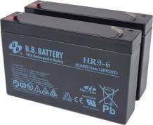 Battery for MGE Pulsar Evolution 500