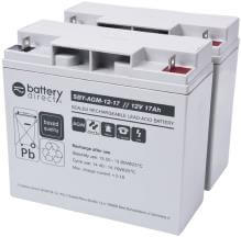 Battery for Belkin Regulator Pro NetF6C1400-EUR