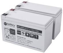 Battery for Eaton-MGE Ellipse ASR 1000, replaces 7590115 battery