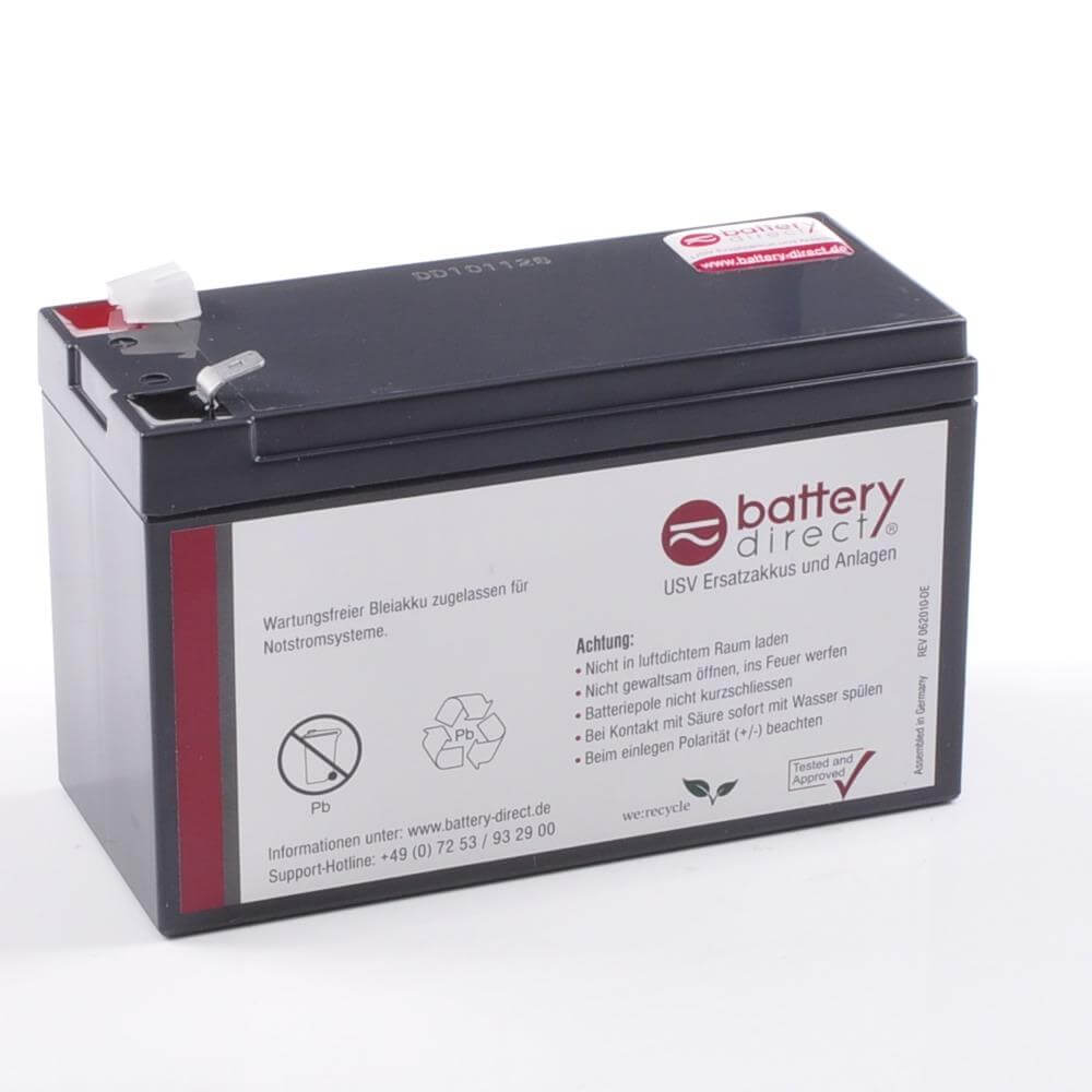 Batteries For Eaton Mge Ellipse Asr 375 And 600 Mge