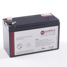 Replacement batteries for EATON UPS 5S 550i Tower