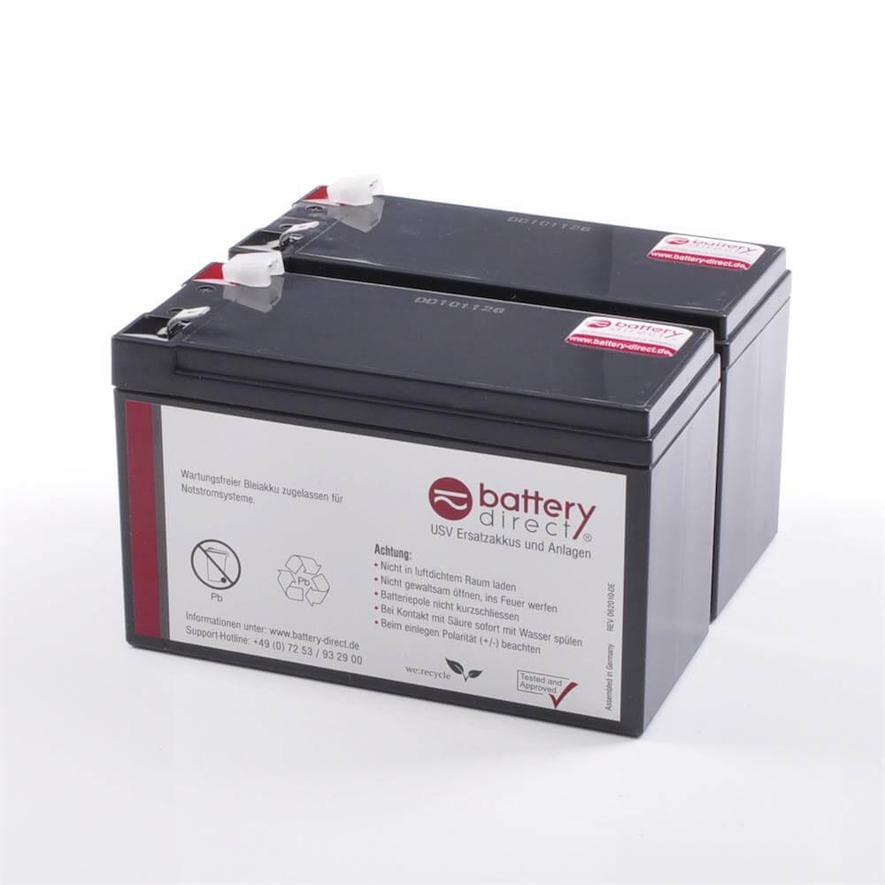 Batteries For Mge Pulsar Evolution 1100 Tower Mge Puev1100t
