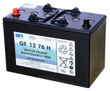 Sonnenschein GF 12 76 H Gel Battery 12V 76Ah