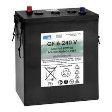 Sonnenschein GF 6 240 V Gel Battery 6V 240Ah