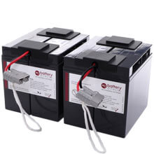 Battery kit for APC Smart UPS replaces APC RBC11