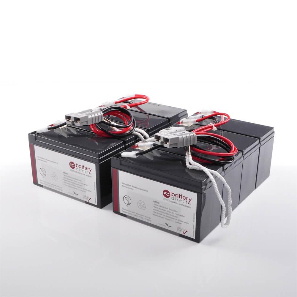 Battery kit for APC Smart UPS 2200/3000/5000 replaces APC