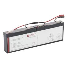 Battery kit for APC Smart UPS SC 250/450 and APC Powerstack 250/450 replaces APC RBC18