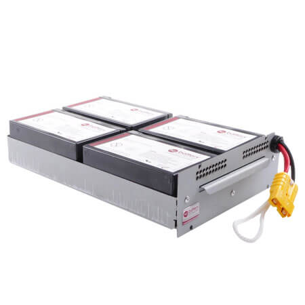 Battery kit for APC Smart UPS 1500 replaces APCRBC133