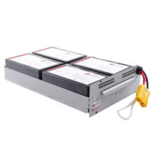 Battery kit for APC Smart UPS 1400/1500 replaces APC RBC24