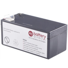 Battery kit for APC Back UPS 325 replaces APC RBC47