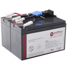 Replacement battery kit for HP/IBM/Fujitsu UPS (RBC48 compatible)