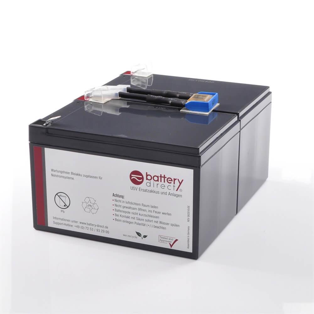 Battery kit for APC Smart UPS 700/1000/1500 and APC Back UPS