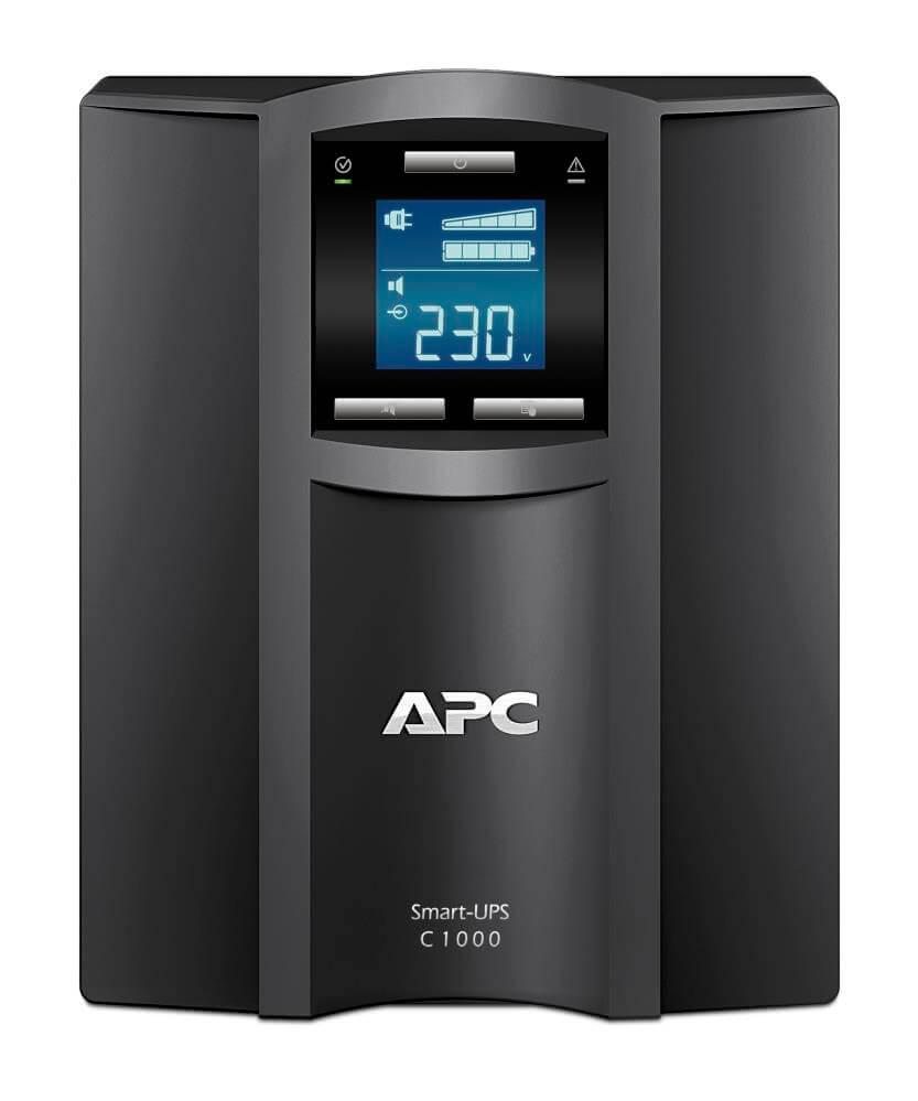 Apc Smart Ups C 1000 Smc1000i Smc1000i