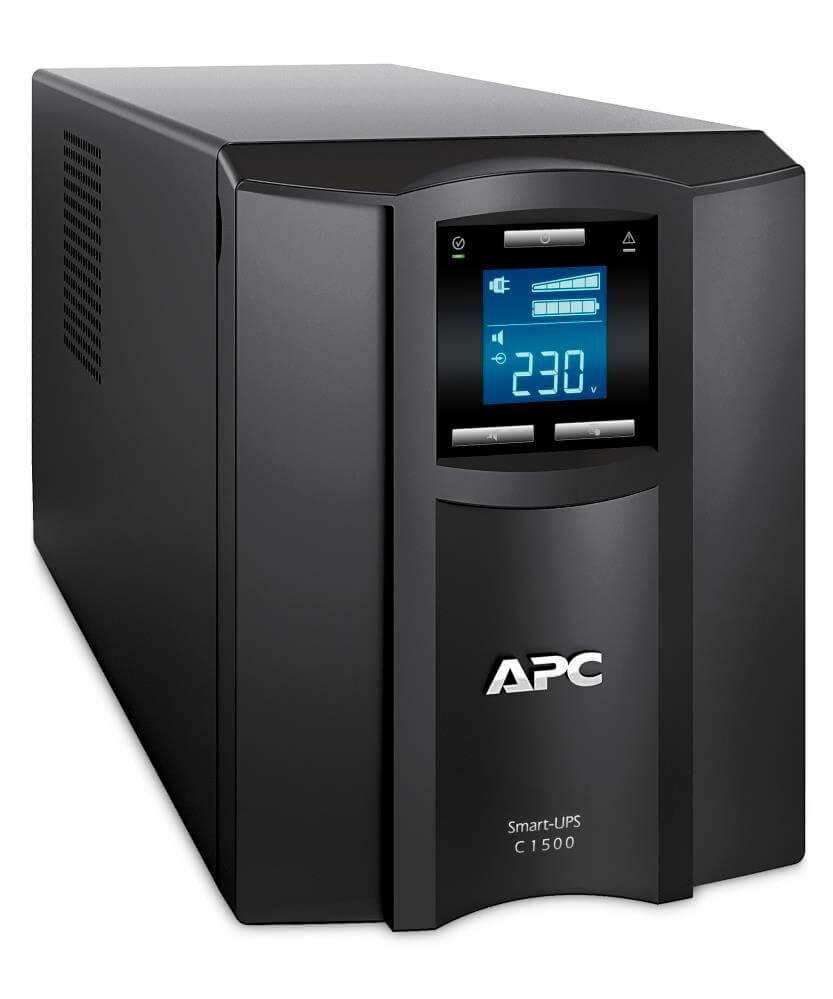 Apc Smart Ups C 1500 Smc1500i Smc1500i