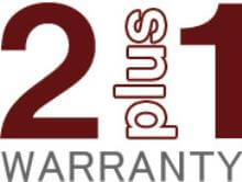 Warranty extension to 3 years